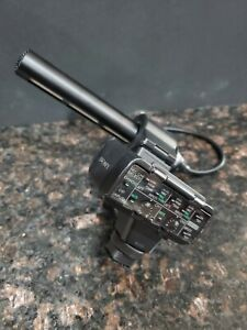 Sony XLR-K2M Camera XLR Adapter Kit and  ECM-XM1 Microphone. XLR-A2M