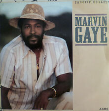 "7"" 1985 ! MARVIN GAYE : Sanctified Lady // MINT- \"
