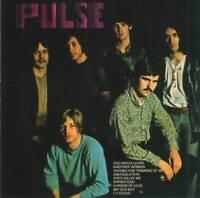 PULSE - PULSE (S/T Self Titled,+2 Bonus)(1968/2007) Prog Rock CD Jewel Case+GIFT