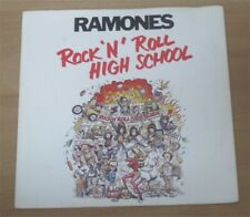 "RAMONES: Rock 'n' Roll High School 7"" Single Punk Blitzkrieg Bop Sheena"