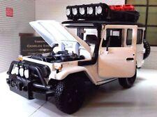 Coches, camiones y furgonetas de automodelismo y aeromodelismo color principal blanco Toyota