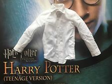 Star Ace Harry Potter & The Prisoner of Azkaban Teenage White Shirt 1/6th scale