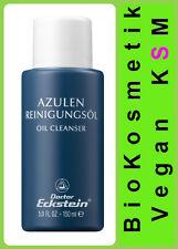 Azulen ReinigungsÖl 150 ml von Dr.ECKSTEIN  BioKosmetik empfindlichen Haut