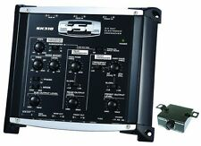 SSL SX310 2/3way PreAmp Electronic Crossover with Remote Subwoofer Control, New