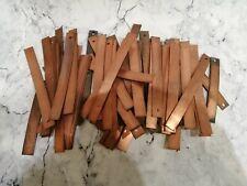 More details for antique copper garden plant labels