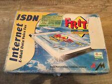 AVM Fritzcard PCMCIA v 2.0 ISDN Karte 200 1791 #