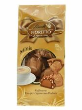 Lindt Fioretto Cappuccino Mini Pralines 115 g - Chocolate from Switzerland