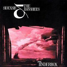 SIOUXSIE & THE BANSHEES: TINDERBOX CD! W/CITIES IN DUST! [1989 GEFFEN] EX+