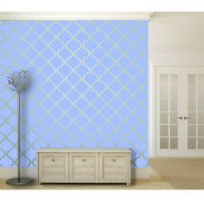 Wall Stencil Template Moroccan Pattern Casablanca for Walls and Furniture