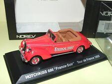 HOTCHKISS 686 FRANCE SOIR TOUR DE FRANCE 1955 NOREV
