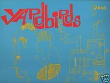 YARDBIRDS - ROGER THE ENGINEER  LP  1983 mono - re  UK