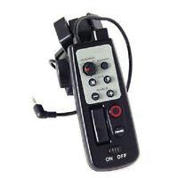 Handle Mount Remote Control Substitute for Canon ZR-1000 ZR-2000 ZR1000 ZR2000