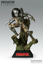 Sideshow Predator Diorama Statue Exclusive low #42/600 Never opened