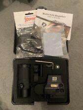 Eotech Holográfico 558+3X G33 Magnifier