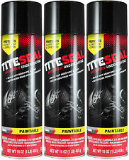 NEW Tite Seal T1616 Tite-Seal Paintable Auto Body Undercoating - 3X 16 oz. Cans