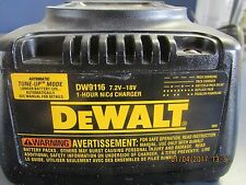 DEWALT CHARGER (DW9116)  REPLACES DW9118