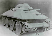 US Army Future WWII Tank Designs 1943-46