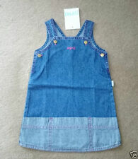 Fashion Denim Baby Girls' Dresses