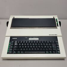 Brother CE-58 Compactronic 58 Electronic Typewriter Portable w/ Ribbon & Cover
