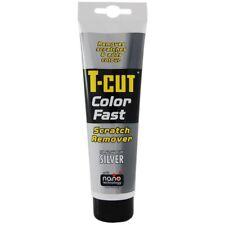 T Cut Carplan Color Fast Scratch Remove AbrasiveCompound Car Polish Paste SILVER