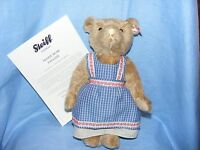 Steiff Teddy Bear Pauline Limited Edition Jointed 021268 New Boxed Present Gift