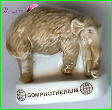 """Feve Les Dinosaure Edition  Atlas """" Le Gomphotherium """" Mammouth Mammoth #D31"""