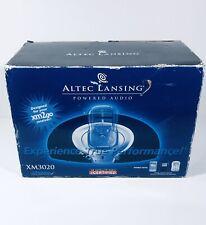 Altec Lansing XM3020 Docking/Speaker System for the MyFi, AirWare