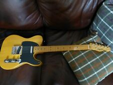 More details for squire classic vibe telecaster electric guitar + fender gig bag & strap