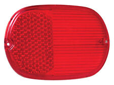 VW bus tail light lens, VW van tail light, VW camper tail light,  62-71 VW bus