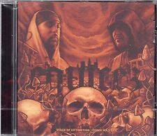 Equicez - Stage Of Extinction Force Majeure (2013 CD) Rap/Hip Hop (EMI Norway)