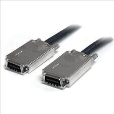 StarTech.com (2m) Infiniband Externe SAS Câble - SFF-8470 à SFF-8470
