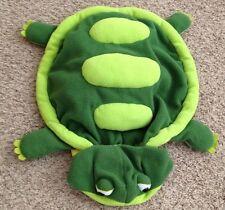 "Green Yellow Large 18"" Plush Turtle Halloween Costume - 2 Piece"