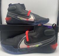 Nike Kobe AD NXT FF FastFit Men Basketball Shoes Off Noir Clear CD0458-090 Black