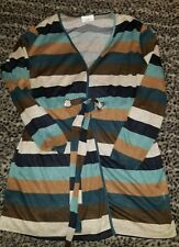 Fyve Long Cardigan Sweater xl