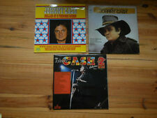 LP Sammlung Johnny Cash Collection Country & Western Superstar Ballad of a Queen