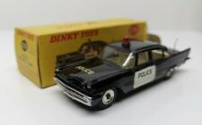 DINKY TOYS # 258 U.S.A. Police Car - DeSoto - MB