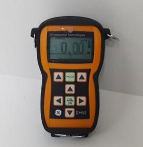 GE Inspections DM5E Dual-Multi Ultrasonic Thickness Gage - Olympus Krautkramer