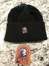 PARAJUMPERS The Moss  Hat  in Black O/S ( OSFA)  $ 145