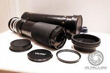 Canon EOS EF DSLR DIGITAL fit 300mm 900mm ZOOM lens for 500D 550D600D 700D etc