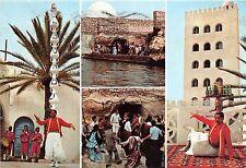 B91043 folklore a monastir types folklore tunisia