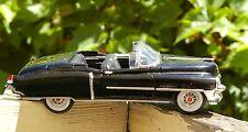1953 Cadillac Eldorado Black Premium Edition Die Cast Metal American Mint Welly