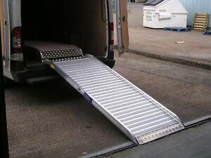 RR6 - Rest-On Van Ramp 1.85m x 0.8m