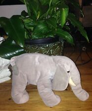 """Eric Carle African ELEPHANT Plush 16"""" Kohl's Cares Kids EUC"""