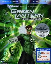 Green Lantern: Emerald Knights [New Blu-ray] Eco Amaray Case