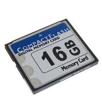 16GB CF CompactFlash Memory Card for NIKON D100 D200 Canon EOS 400D Rebel XTi