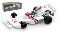 Spark S2239 Hesketh 308 #24 Winner Dutch GP 1st Win 1975 - James Hunt 1/43 Scale
