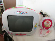 "Strawberry Shortcake TV 13"" & DVD Player"