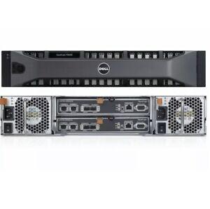 Dell EqualLogic PS6210XS 7x 400GB SSD 17x 1.2TB 10K iSCSI SAN Storage 10GbE/10Gb