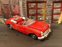 1954 Buick Skylark Rusty Weathered Barn Find Custom 1/64 Diecast Car Farm Rust