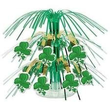 St Patrick's Day Shamrock Mini Cascade Centerpiece St Patrick's Decorations